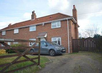 Thumbnail 4 bed semi-detached house for sale in Manor Road, Long Stratton, Norfolk