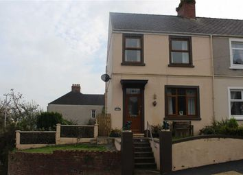 Thumbnail 3 bed end terrace house for sale in Eastleigh Drive, Milford Haven
