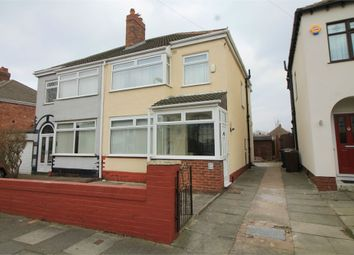 Thumbnail 3 bed semi-detached house for sale in Silverdale Drive, Litherland, Merseyside