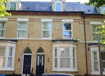 Thumbnail 6 bed terraced house to rent in Jermyn Street, Toxteth, Liverpool
