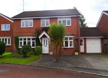 Thumbnail 4 bedroom property to rent in Bowmans Close, West Hunsbury, Northampton