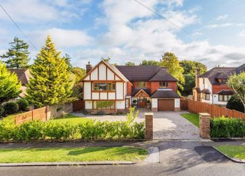 Thumbnail 7 bed detached house for sale in Groveside, Bookham, Leatherhead