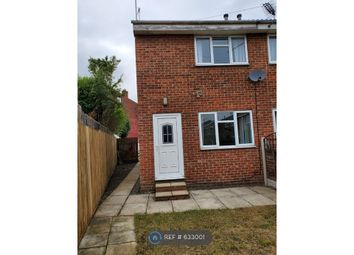 Thumbnail 2 bed end terrace house to rent in Aston Terrace, Leeds