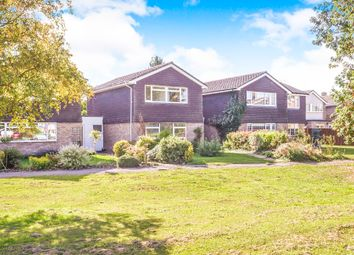 Thumbnail 4 bed detached house for sale in Flambards Close, Meldreth, Nr Royston