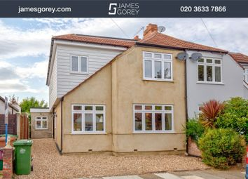 Thumbnail 5 bed semi-detached house for sale in Woodlands Avenue, Sidcup, Kent