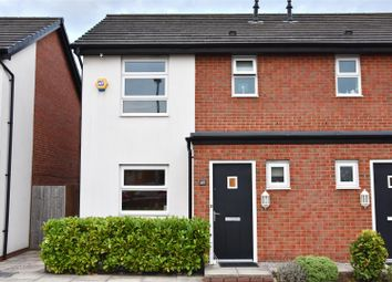 Thumbnail 3 bed semi-detached house for sale in Ivy Graham Close, Newton Heath, Manchester