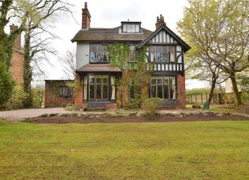 Thumbnail 5 bed detached house for sale in Darley Lodge, Weetwood Lane, Weetwood, Leeds, West Yorkshire