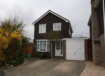 Thumbnail 4 bed detached house to rent in Samber Close, Lymington
