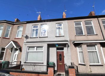 Thumbnail 2 bed terraced house for sale in Bishton Street, Newport
