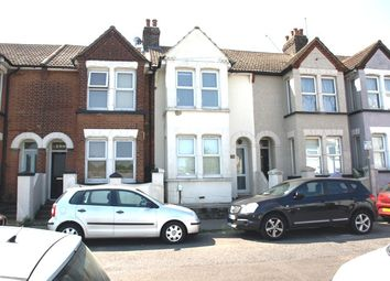 Thumbnail 4 bed terraced house to rent in St Johns Road, Gilingham