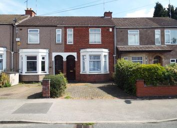 Thumbnail 2 bed terraced house for sale in Telfer Road, Radford, Coventry, West Midlands