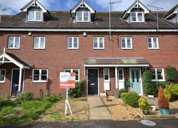 Thumbnail 3 bed town house for sale in Haywood Court, Madeley, Crewe
