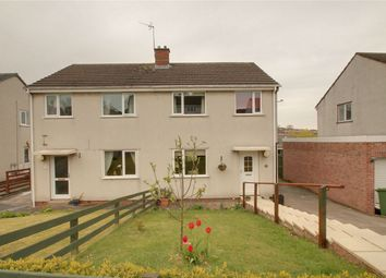 Thumbnail 3 bed semi-detached house for sale in 15 Willow Close, Penrith, Cumbria