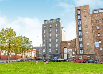 Thumbnail 1 bed flat for sale in St. James Street, Liverpool