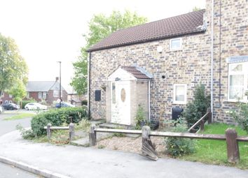 Thumbnail 3 bed end terrace house for sale in Bishopsholme Close, Sheffield