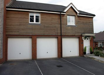 Thumbnail 2 bed flat for sale in Latimer Close, Brislington, Bristol