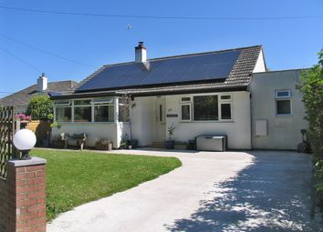 Thumbnail 3 bed detached bungalow for sale in Vicarage Road, Stoke Gabriel, Totnes