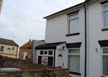 Thumbnail 2 bed end terrace house for sale in Albion Place, Newington, Sittingbourne, Kent