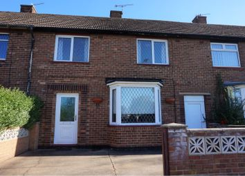 Thumbnail 3 bed terraced house for sale in Stainton Drive, Grimsby