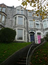 Thumbnail 2 bed flat to rent in Houndiscombe Road Flat 2, Plymouth