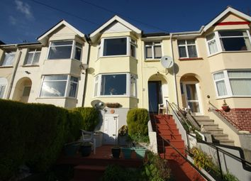 3 bed terraced house for sale in Higher Manor Terrace, Paignton TQ3