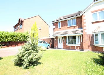 Thumbnail 3 bed semi-detached house for sale in The Shires, St. Helens