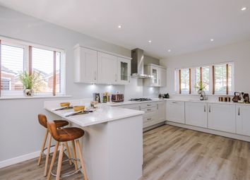 Thumbnail 5 bed detached house for sale in Stableford, Worcester