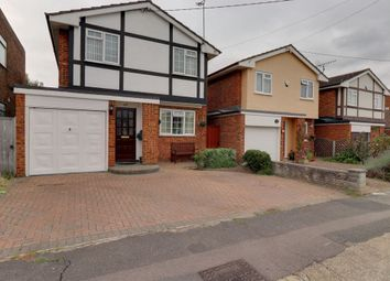 Thumbnail 4 bed detached house for sale in Kitkatts Road, Canvey Island