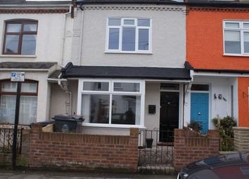 Thumbnail 2 bed terraced house to rent in Stanley Road, London, Chingford