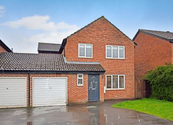 Thumbnail 4 bedroom link-detached house for sale in Somerton Grove, Thatcham