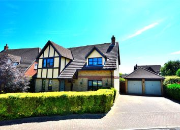 Thumbnail 4 bed detached house for sale in Yeomans Close, Thorley, Bishop's Stortford