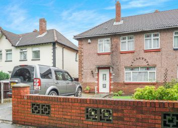 3 bed semi-detached house for sale in Queens Drive, Walton, Liverpool L4
