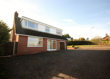 Thumbnail 3 bed detached house to rent in Gravelly Hill, Ashley, Market Drayton