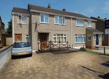 Thumbnail 6 bed semi-detached house for sale in Springfield Road, Kidlington