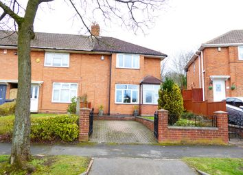 Thumbnail 3 bed terraced house for sale in Harvington Road, Birmingham