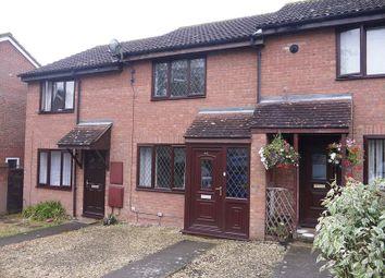 Thumbnail 2 bed terraced house for sale in Ascham Road, Grange Park, Swindon