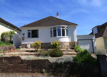 Thumbnail 3 bed detached bungalow for sale in Rougemont Avenue, Torquay