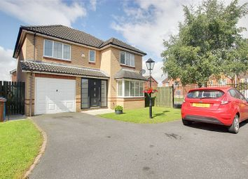 Thumbnail 4 bed detached house for sale in Highgrove Way, Kingswood, Hull, East Yorkshire