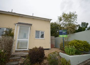 Thumbnail 1 bed end terrace house to rent in Hicks Close, Probus, Truro
