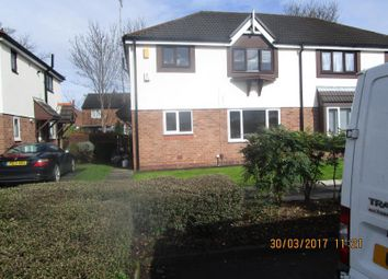 Thumbnail 1 bed flat to rent in Tower Grove, Leigh, Wigan