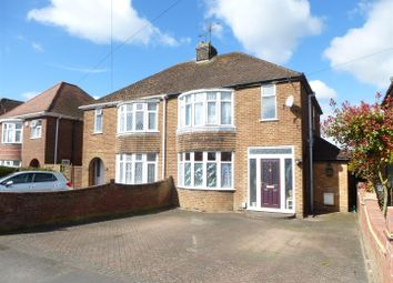 Thumbnail 3 bedroom semi-detached house for sale in Chiltern Road, Dunstable