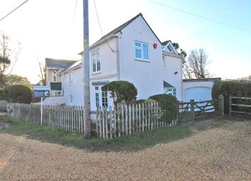 Thumbnail 3 bed semi-detached house for sale in Pitmore Lane, Sway, Lymington