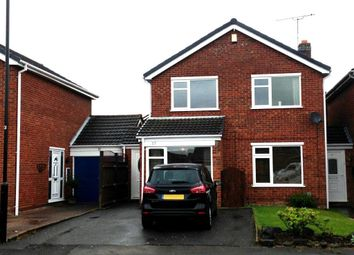 Thumbnail 3 bedroom detached house to rent in Norman Avenue, Walsgrave, Coventry