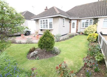 Thumbnail 3 bed semi-detached bungalow for sale in Waltham Road, Rayleigh, Essex