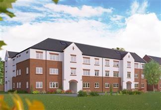 Thumbnail 2 bedroom flat for sale in Earsdon View, Off Earsdon Road, Shiremoor