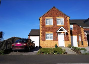 Thumbnail 3 bed link-detached house for sale in Hillside Avenue, Liverpool