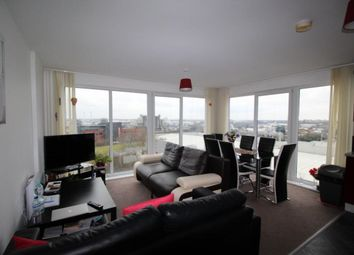 Thumbnail 3 bed flat to rent in Pilgrims Way, Salford