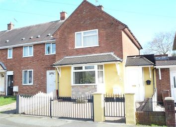 Thumbnail 2 bed end terrace house for sale in Sandy Crescent, Ashmore Park, Wednesfield