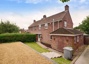 Thumbnail 3 bed semi-detached house for sale in Gargle Hill, Thorpe St. Andrew, Norwich