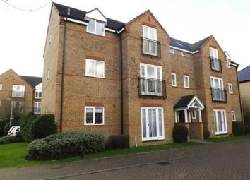 Thumbnail 2 bed flat to rent in Sovereign Place, Peterborough